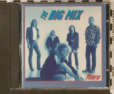 Big Mix, the: Rock & Pop Classics, Big Mix(), D, 1996 - CD - 96455 - 10,00 Euro