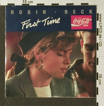 Beck,Robin: First Time*3,Digi, Coca-Cola, Metronome(872 375-2), D, 1988 - CD5inch - 96488 - 5,00 Euro