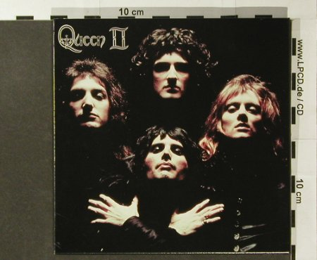 Queen: II, sp.Ed., Digi, EMI(TOCP-65102), J,  - CD - 96489 - 15,00 Euro