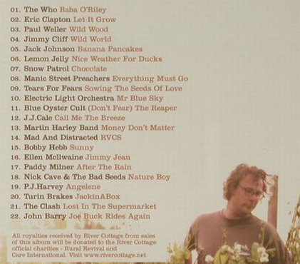 V.A.Let It Grow: 22 Tr. -  Who...John Barry, Family Recordings(9832689), EU, 2005 - CD - 96512 - 7,50 Euro