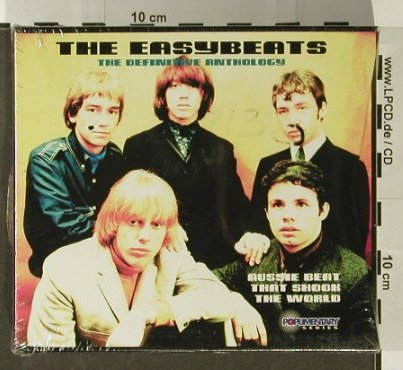 Easybeats,The: The Definitive Anthology,Box FS-New, Repertoire(REP 4505-WO), D, 1996 - 2CD - 96541 - 12,50 Euro