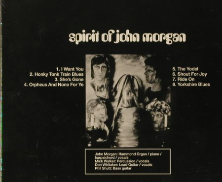 Spirit of John Morgan: Same '69, Digi, FS-New, Repertoire(), UK, 2006 - CD - 96547 - 12,50 Euro