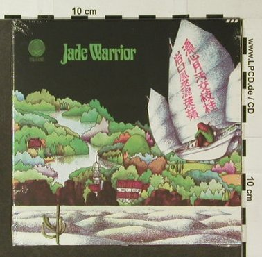 Jade Warrior: Same, Digi, FS-New, Repertoire(REPUK 1019), D, 2004 - CD - 96553 - 12,50 Euro