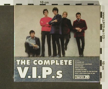 V. I. P. S.: The Complete, Digi, FS-New, Repertoire(REPUK 1088), , 2006 - 2CD - 96554 - 12,50 Euro