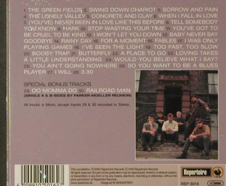 Unit 4+2: Singles A's & B's, Digi, FS-New, Repertoire(REP 5016), , 2003 - CD - 96565 - 11,50 Euro