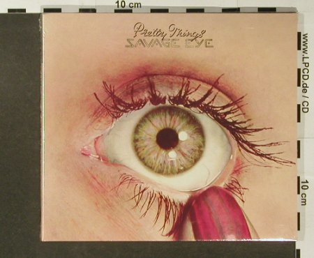 Pretty Things: Savage Eye, Digi, FS-New, Repertoire(REP 4934), , 2000 - CD - 96567 - 11,50 Euro