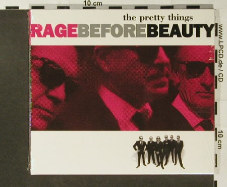 Pretty Things: Rage Before Beauty'99, Digi, FS-New, Repertoire(REP 4936), , 2002 - CD - 96568 - 11,50 Euro