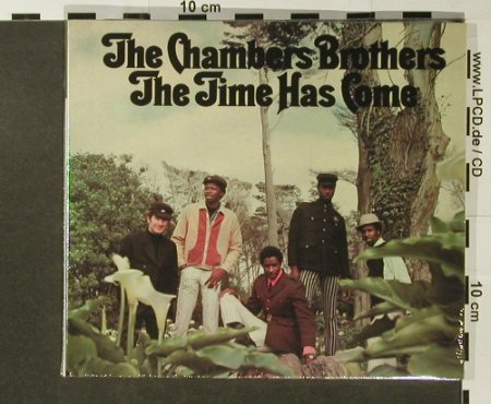Chambers Brothers,The: The Time Has Come(67), Digi, FS-New, Repertoire(RES 2337), D, 2007 - CD - 96583 - 5,00 Euro