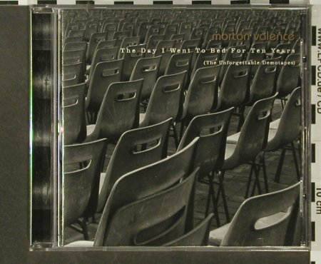 Morton Valence: The Day I Went To Bed For Ten Years, 29 Records(001), EU, 2006 - CD - 96590 - 7,50 Euro