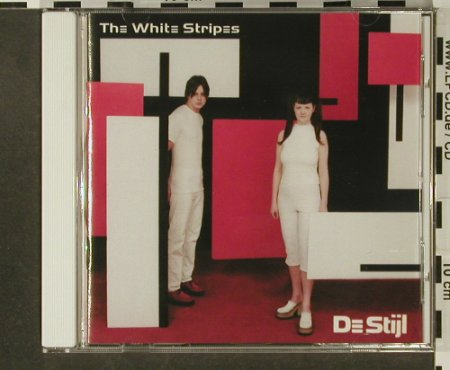 White Stripes,The: De Stijl, XL Rec.(XLcd150), UK, 2001 - CD - 96671 - 10,00 Euro