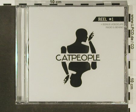 Cat People: Reel #1, FS-New, PuPilo Rec.(), E, 2007 - CD - 96699 - 10,00 Euro