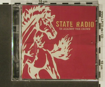 State Radio: Us Against the Crown, FS-New, Ruff Shod/Nettwerk(), EU, 2006 - CD - 96707 - 10,00 Euro