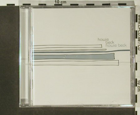 Beck,Howie: Same, FS-New, Ever Records(EVER01 CD), D, 2006 - CD - 96733 - 10,00 Euro