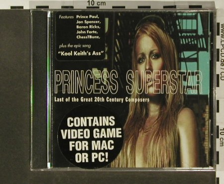 Princess Superstar: Last of the Great 20th Century Comp, Corrupt Conglomerate(), FS-New, 2005 - CD - 96736 - 10,00 Euro