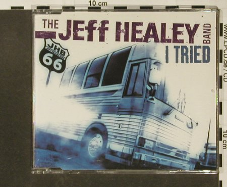 Healey Band,Jeff: I Tried+2, Eagle(), EC, 00 - CD5inch - 96767 - 4,00 Euro