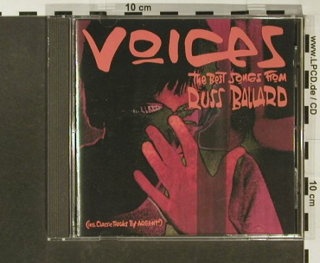 Ballard,Russ: Voices - The Best Songs Of, EMI(), NL, 1993 - CD - 96768 - 7,50 Euro