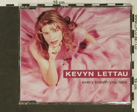 Lettau,Kevyn: Every breath you take*3+1, EMI(), , 00 - CD - 96779 - 3,00 Euro