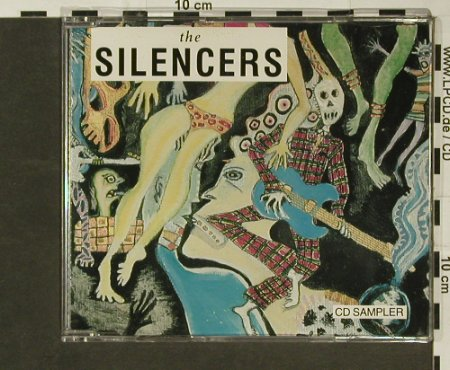 Silencers: CD Sampler,Promo,3 Tr., RCA(SIL1), UK, 91 - CD5inch - 96818 - 5,00 Euro