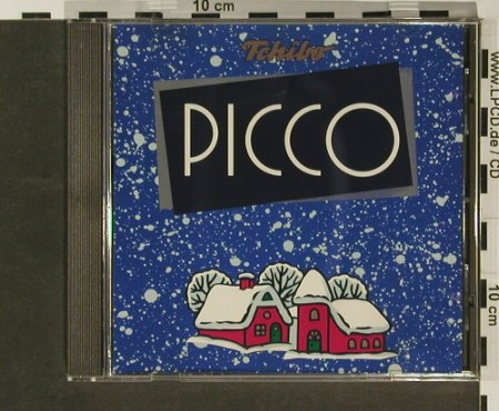 "V.A.It's Picco Christmas Time: ""Tchibo"", u.a.Elvis,Sinatra., Fortune(36730/3192), D,  - CD - 96822 - 7,50 Euro"