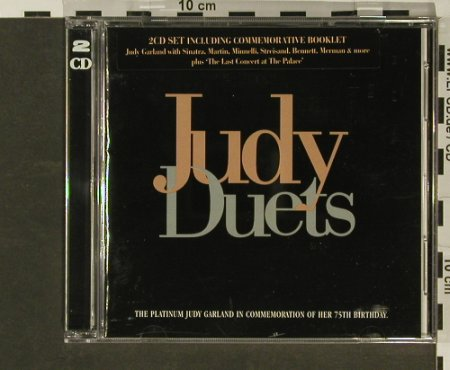 Garland,Judy: Judy Duets / Judy at t.Palace'52, Eagle(), EC, 00 - 2CD - 96851 - 5,00 Euro
