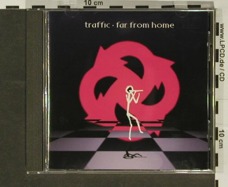 Traffic: Far From Home, Virgin(), NL, 1994 - CD - 96857 - 7,50 Euro