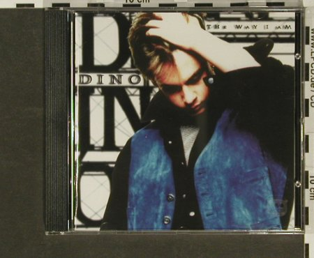 Dino: The Way I am, East West(), D, 1993 - CD - 96900 - 4,00 Euro