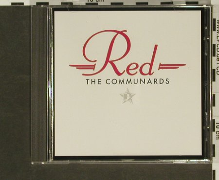 Communards: Red, Metronome(828 074-2), D, 1987 - CD - 96904 - 7,50 Euro