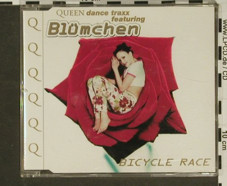 Queen dance traxx feat Blümchen: Bicycle Race*2+1, Edel(), , 96 - CD5inch - 96936 - 3,00 Euro