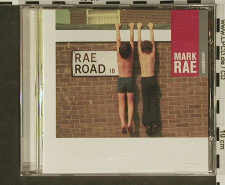 Rae,Mark: Rae Road, Grand Central(), EU, 02 - CD - 96939 - 4,00 Euro