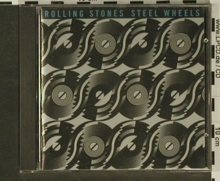 Rolling Stones: Steel Wheels, RS(465752 2), EU, 1989 - CD - 96940 - 10,00 Euro