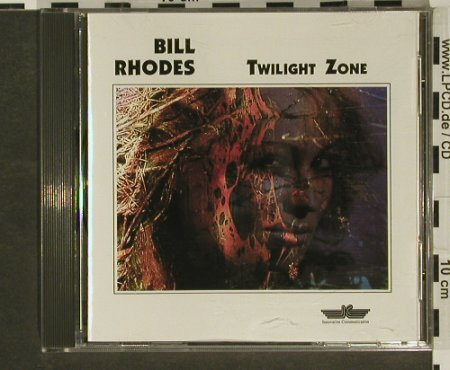 Rhodes,Bill: Twilight Zone, IC(710.122), D, 91 - CD - 96941 - 5,00 Euro