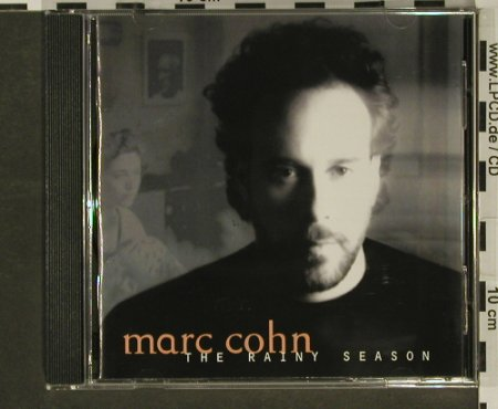 Cohn,Marc: The Rainy Season, Atlantic(), D, 93 - CD - 96947 - 5,00 Euro