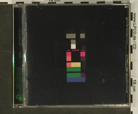 Coldplay: X & Y, Parlophone(), EU, 2005 - CD - 96948 - 10,00 Euro