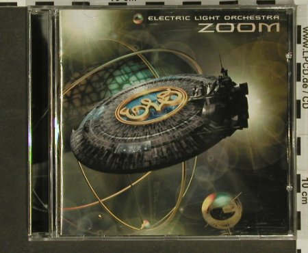 Electric Light Orchestra: Zoom, Epic(502500 2), A, 2001 - CD - 96973 - 7,50 Euro