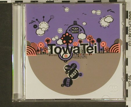 Towa Tei: Best, 13 Tr., EW(), D, 01 - CD - 97002 - 10,00 Euro