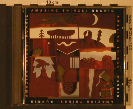 Runrig: Amazing Things, Chrysalis(3 22000 2), NL, 1993 - CD - 97144 - 7,50 Euro
