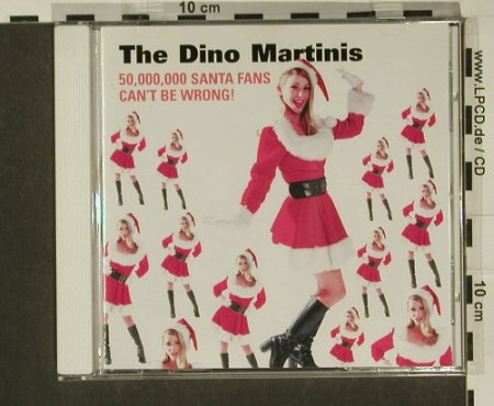 Dino Martinis(the): 50,000 Santa Fans can't be wrong!, FrankieBo(), D,  - CD - 97206 - 5,00 Euro