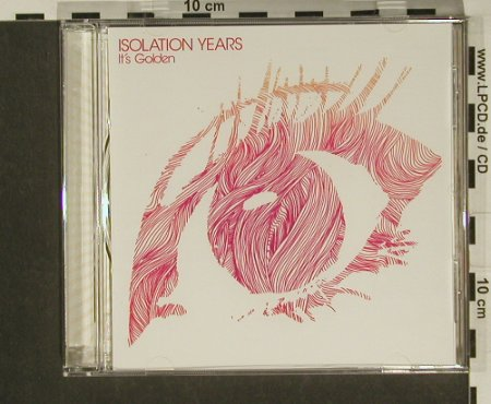 Isolation Years: It's Golden, Stickman Rec.(), , 2003 - CD - 97309 - 7,50 Euro