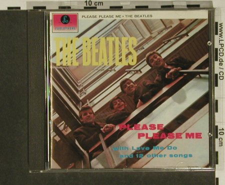Beatles: Please Please Me '63, Mono, EMI(CDP 746435 2), NL,  - CD - 97347 - 10,00 Euro