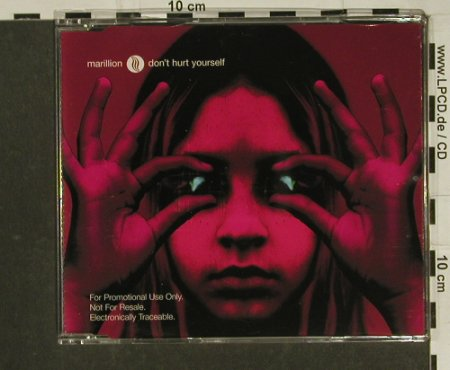 Marillion: Don't hurt yourself,Promo,SingleMix, Intact Recordings(), UK, 2004 - CD5inch - 97441 - 4,00 Euro
