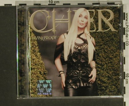 Cher: Living Proof, WEA(), EU, 2001 - CD - 97456 - 7,50 Euro