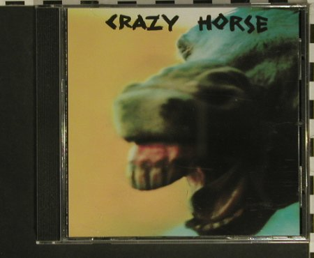 Crazy Horse: Same, 11 Tr., Reprise(7599-26808-2), D, 1971 - CD - 97561 - 7,50 Euro