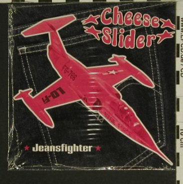 Cheese Slider: Jeansfighter*3+1,Digi, FS-New, Yo Mama(4015698401523), , 1996 - CD5inch - 97582 - 2,50 Euro