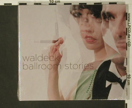 Waldeck: Ballroom Stories, Digi, FS-New, Dope Noir(DONO 23), , 2007 - CD - 97617 - 11,50 Euro