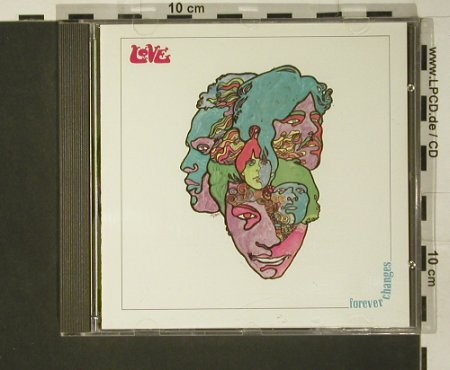 Love: Forever Changes, Elektra(), D, 1987 - CD - 97635 - 7,50 Euro