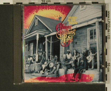Allman Brothers Band: Shades Of Two Worlds, Epic(468525 2), A, 1991 - CD - 97736 - 10,00 Euro