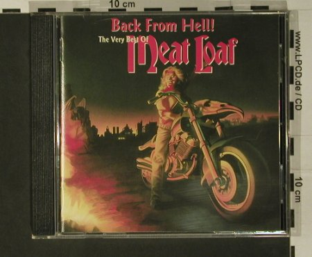 Meat Loaf: Back From Hell-Very Best, Columbia(), A, 93 - CD - 97767 - 7,50 Euro
