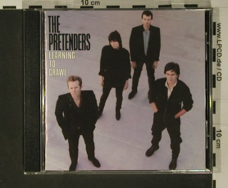 Pretenders: Learning To Crawl, Wea(923 980-2), D, 1983 - CD - 97812 - 5,00 Euro