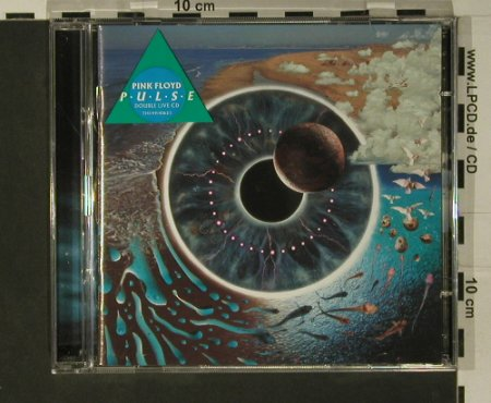 Pink Floyd: Pulse, EMI(), EU, 1995 - 2CD - 97815 - 12,50 Euro