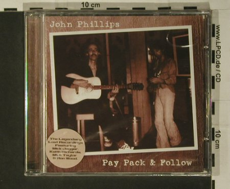 Phillips,John: Pay Pack & Follow, FS-New, Eagle(), D, 01 - CD - 97821 - 10,00 Euro